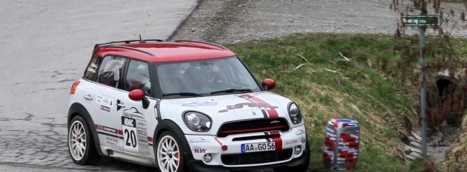 Ebert / Lücking aus Laubach auch an Ostern im Namen des Racing Team Mögglingen e.V. im ADAC unterwegs.