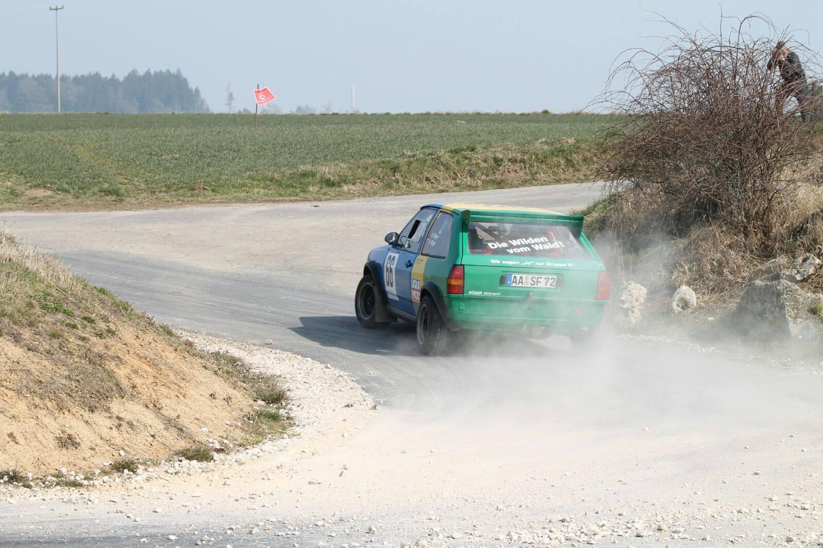 Racing Team Mögglingen e.V. im ADAC auf zwei Rallyes Unterwegs!
