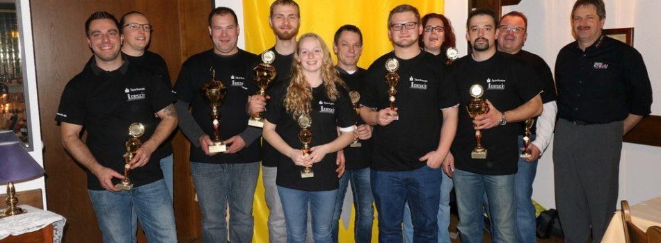 Jahresabschluss 2016 des Racing Team Mögglingen