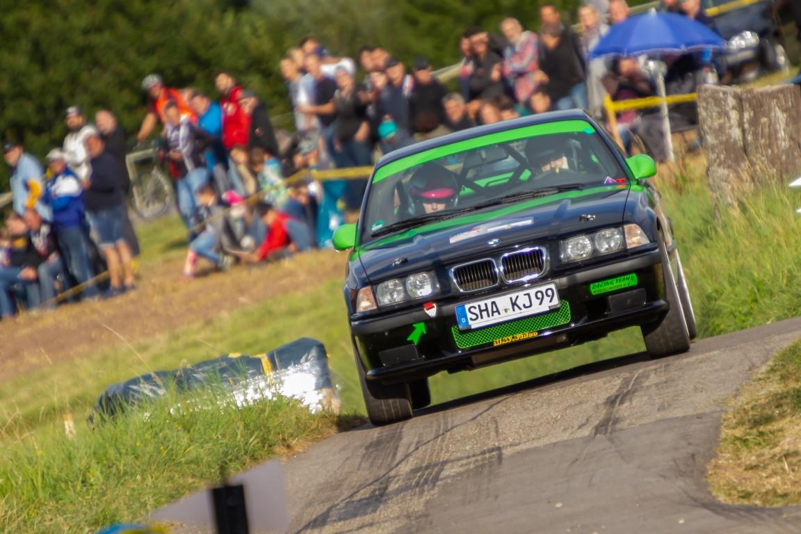 Team: Kurz/Litzius || Quelle: Janek Neubert (Rallye-Pics.de)