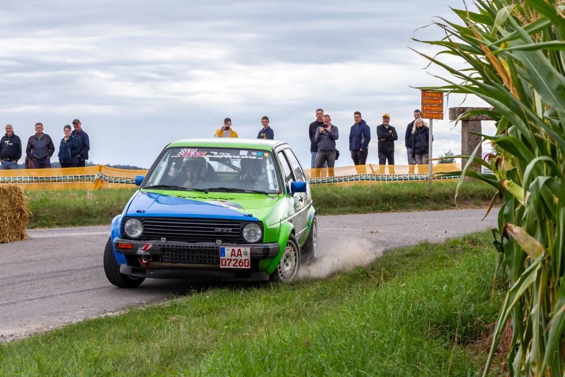 Team: Schober/Förstner || Quelle: Janek Neubert (Rallye-Pics.de)